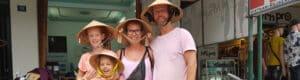 Rejser til Vietnam med børn - Familieferie når det er bedst.
