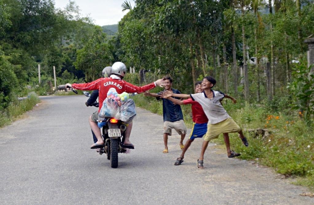 Easy Riders Vietnam - Motorcykeltur i Vietnam