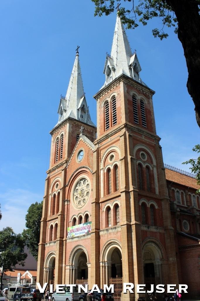 Kirken i Ho Chi Minh City
