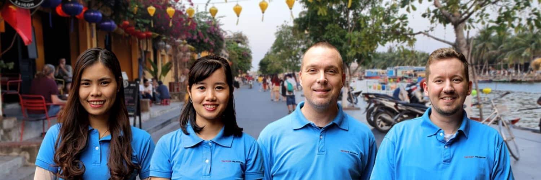 Team Vietnam Rejser