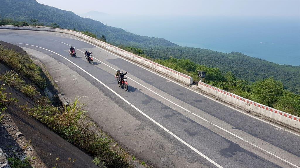 Easy Rider fra Hue til Hoi An - En fantastisk motorcykel tur langs kysten