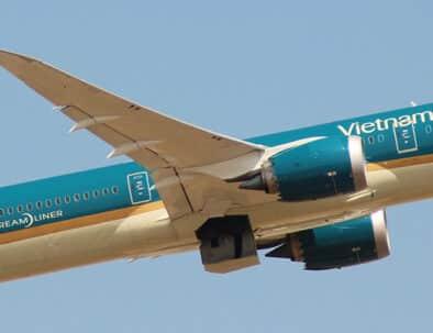 Fly til Vietnam (Hanoi, Danang, Ho Chi Minh City) fra København, Billund og Aalborg.