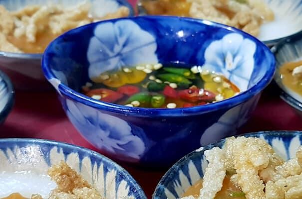 Streetfood tour i Hoi An - Du må ikke snyde dig selv for en fantastisk madoplevelse.