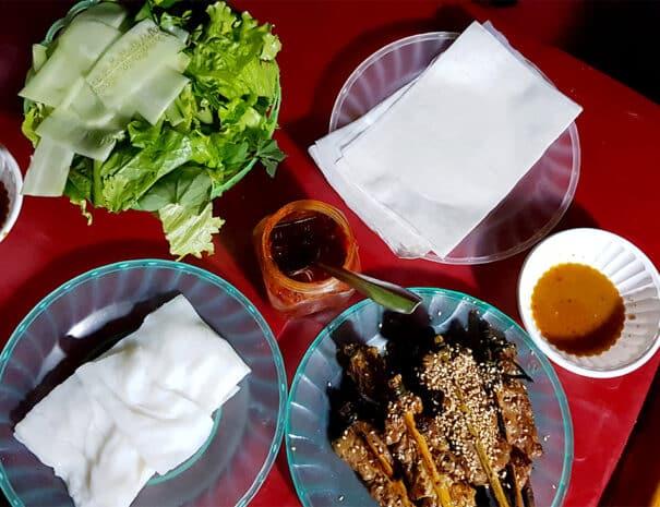 Hoi An Food Tour - mad du kan smage på turen