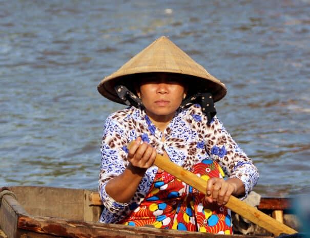 mekong-delta-kvinde-baad
