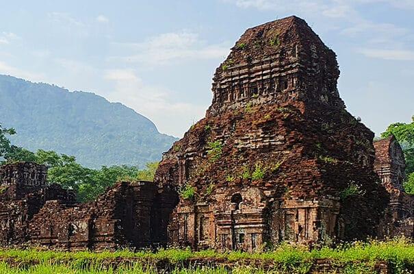 My Son ruinerne - Et levn fra Cham folket