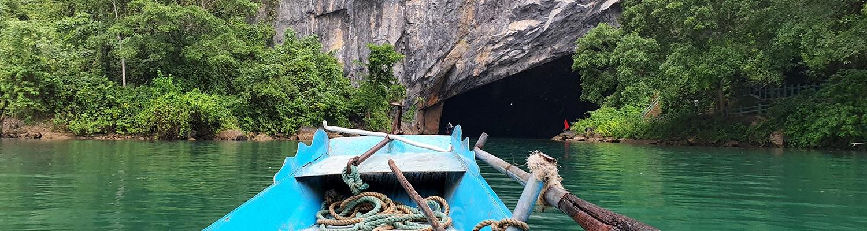 Phong Nha Ke Bang Nationalpark - central Vietnam