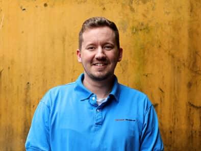 Michael Martensen: Medarbejder hos Vietnam Rejser