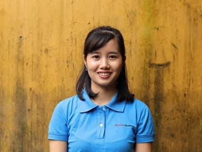 Ngo Phuong: Medarbejder hos Vietnam Rejser