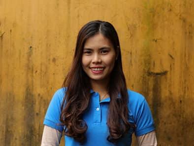Nguyen Thi Thao: Medarbejder hos Vietnam Rejser