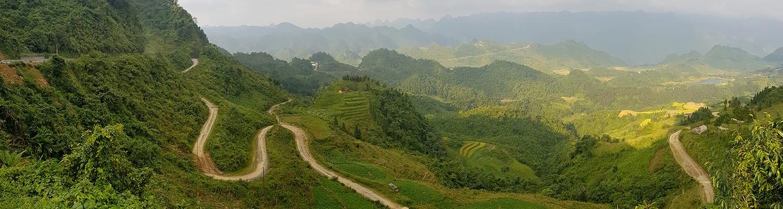 Vietnam rundrejser på egen hånd - Individuelle og skræddersyede rundrejser i Vietnam