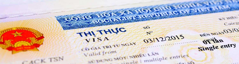 Visa eller visum til Vietnam - Hvad koster visum til Vietnam?